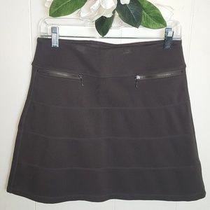 Athleta | Dark Olive Green Skirt